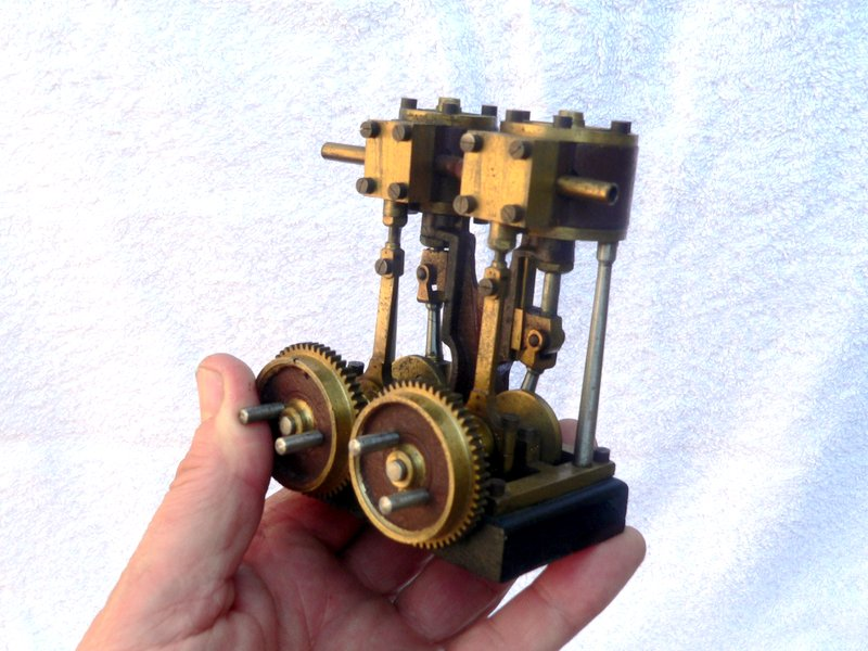 Marine Steam Engines for Sale http://www.steam-engines-for-sale.com