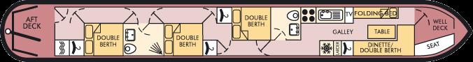 Wye layout 1