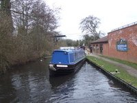 The  Lady Constance (Sleeps max 4) Canal Boat is on Special Offer
