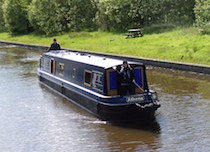The ATH4 class canal boat