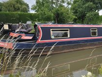 Much Ado Narrowboat