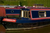 The  Cymbeline (Sleeps max 8) Canal Boat is on Special Offer