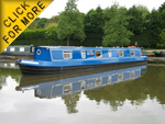 The CBC4 Canal Boat Class