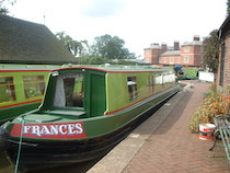 The Classic4 class canal boat