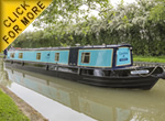 The Christina canal boat