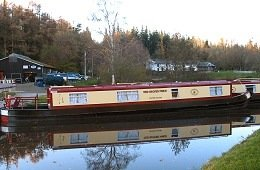 The Finch canal boat class