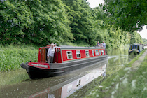 The H-Chorus class canal boat