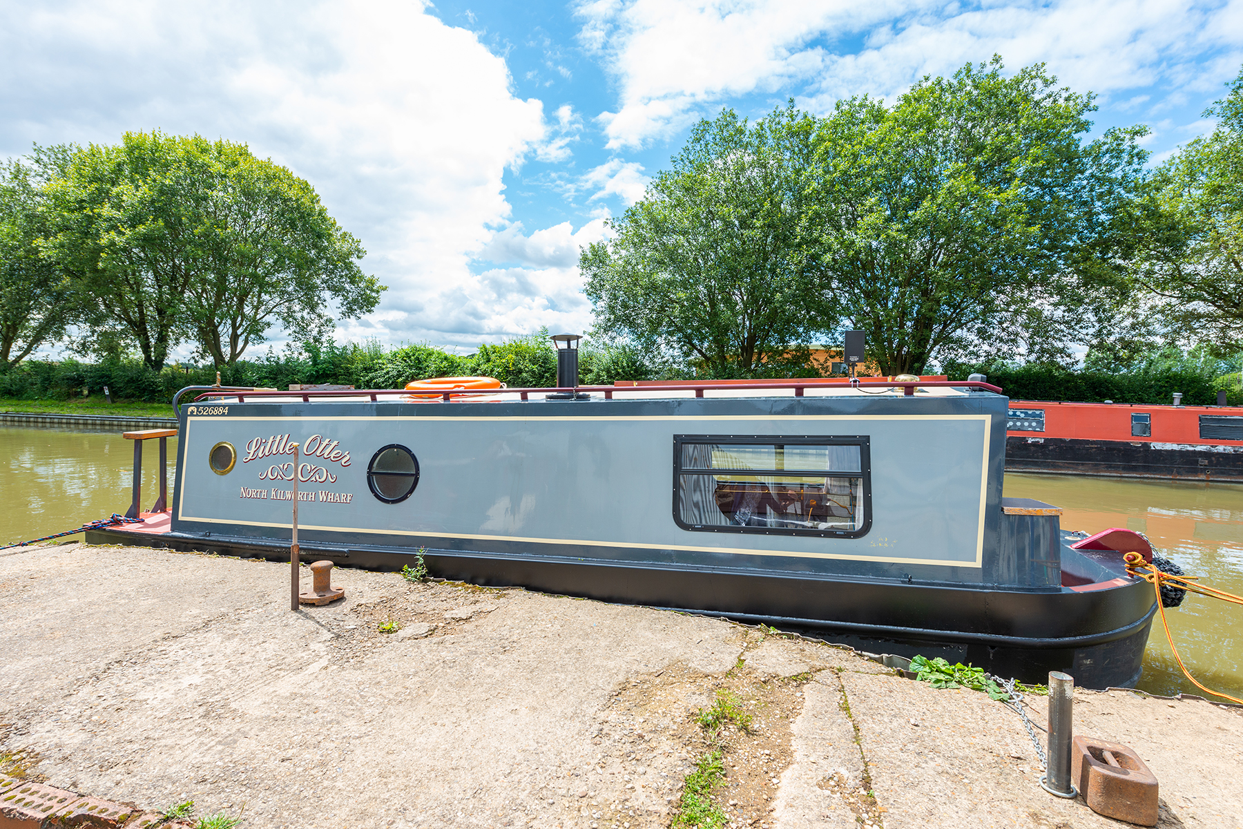 Canal Boat Holiday Offer #147424730