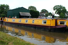 Canal Boat Holiday Offer #093769774