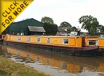 The Ragnar canal boat