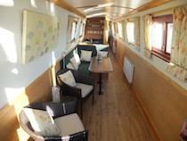 The MRC-Gina class canal boat
