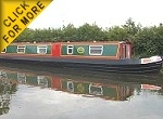 The Barn Owl canal boat