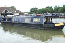 The S-Leah class canal boat