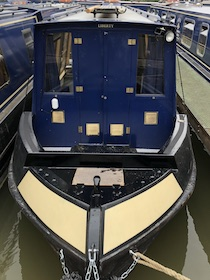 The S-Liberty class canal boat