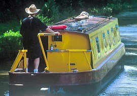 The Soar class of canal boat
