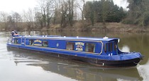 Canal Boat Holiday Offer #076535253