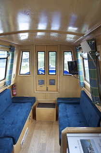 The Star12 class canal boat