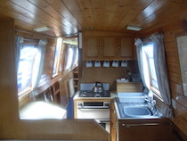 The Star5 class canal boat
