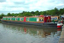 Canal Boat Holiday Offer #087013394