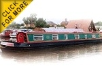 The Redwing canal boat