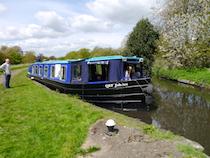 The VA-Jubilee class canal boat