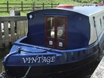 The Vintage class of canal boat