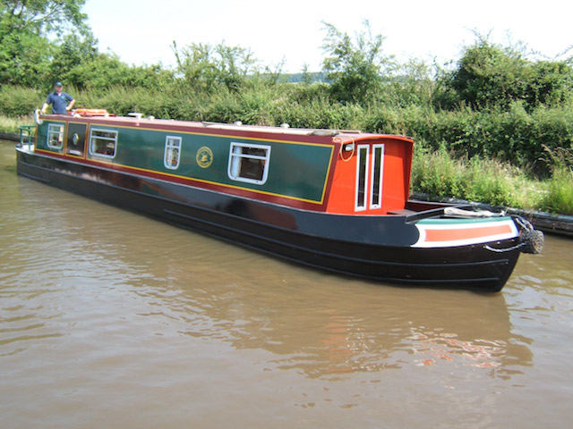 The Bunting Boat Class