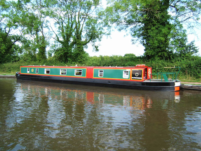 The Swan Boat Class