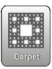 Carpets on board