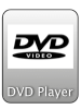 DVD player on board